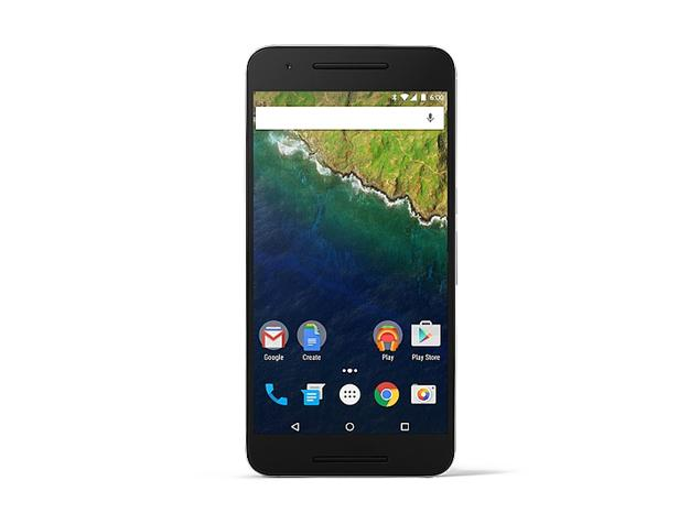 refurbished nexus 6p