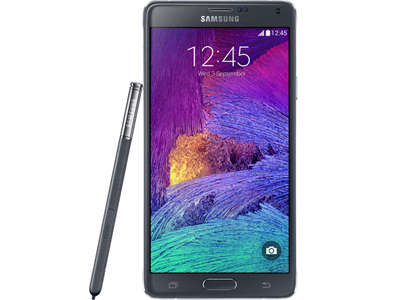 refurbished samsung note 4